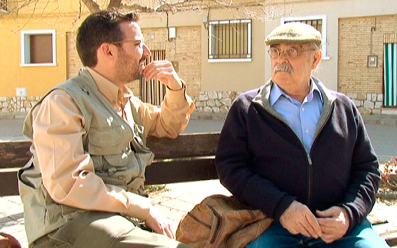 Temporada 2 En Belchite con Labordeta