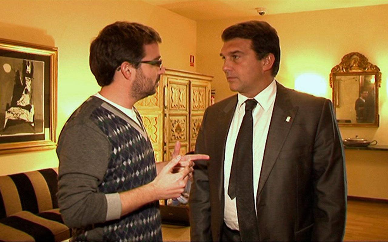 Temporada 3 Joan Laporta, ¿presidente de España?