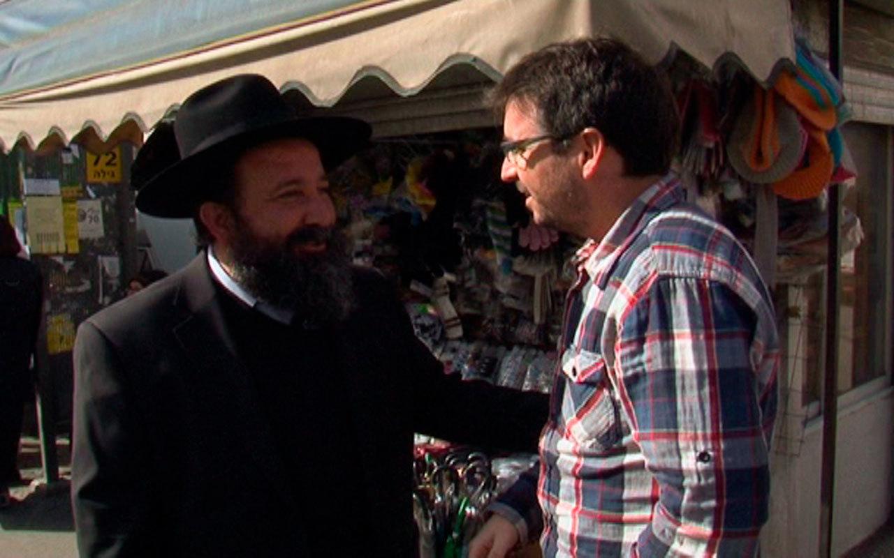 Temporada 4 El conflicto palestino