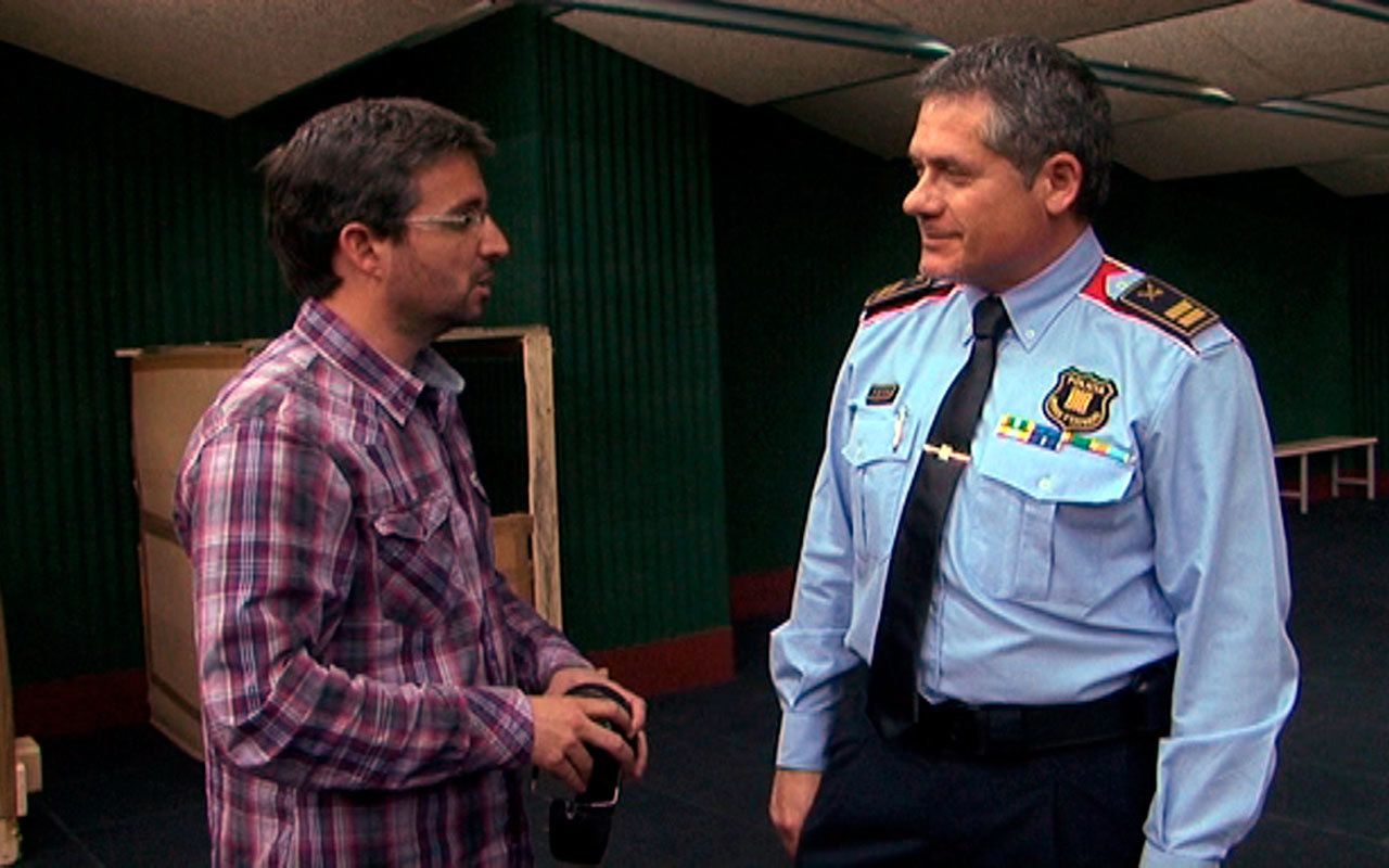 Temporada 5 Poli bueno, poli malo