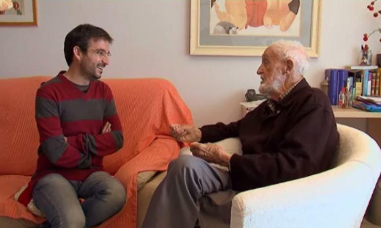 Temporada 6 Entrevista a José Luis Sampedro
