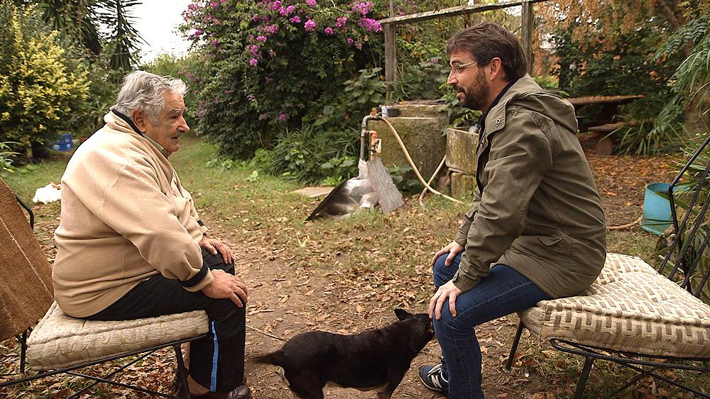 Temporada 8 Entrevista José Mujica