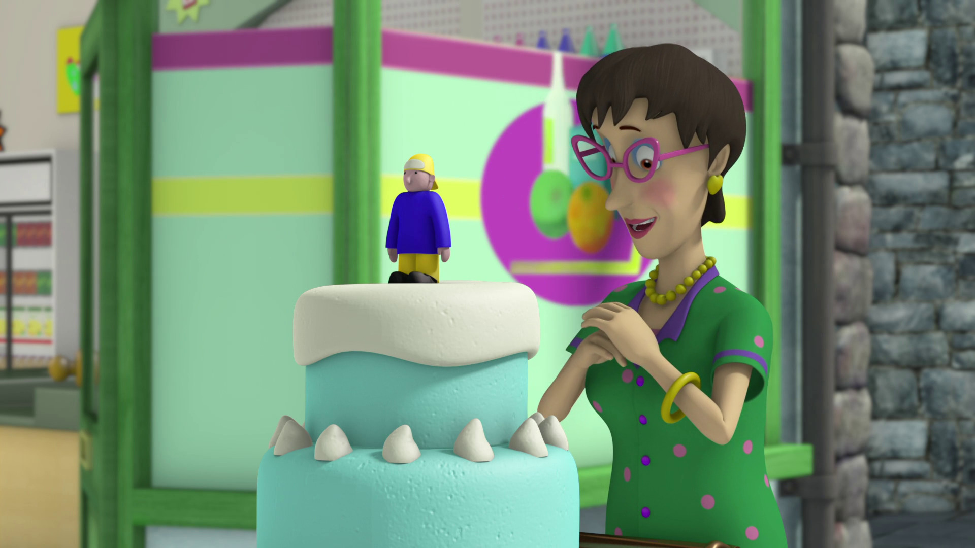 Temporada 10 T10 - C2: El cumpleaños de Sam