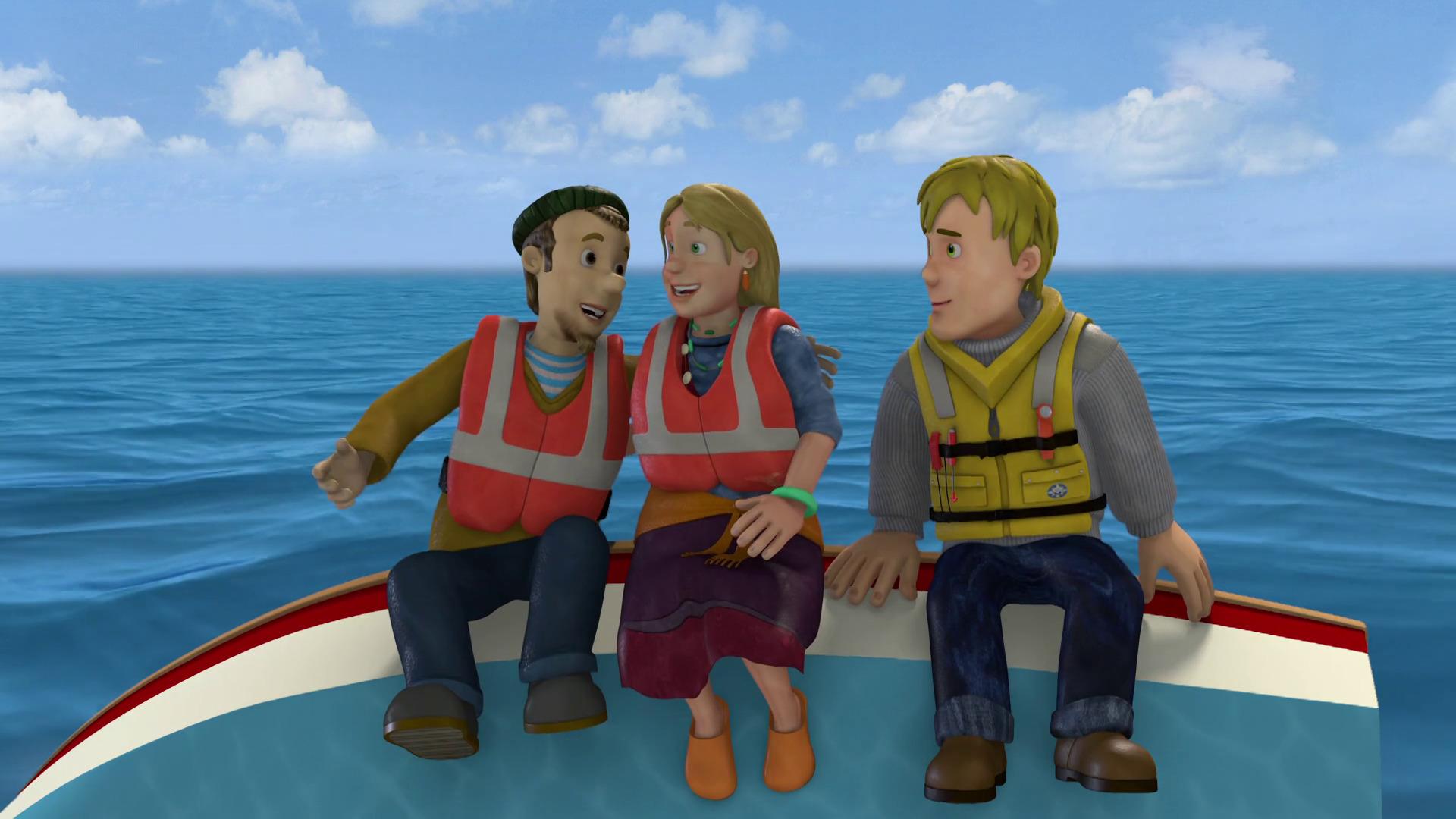 Temporada 9 T9 - C9: A ver ballenas
