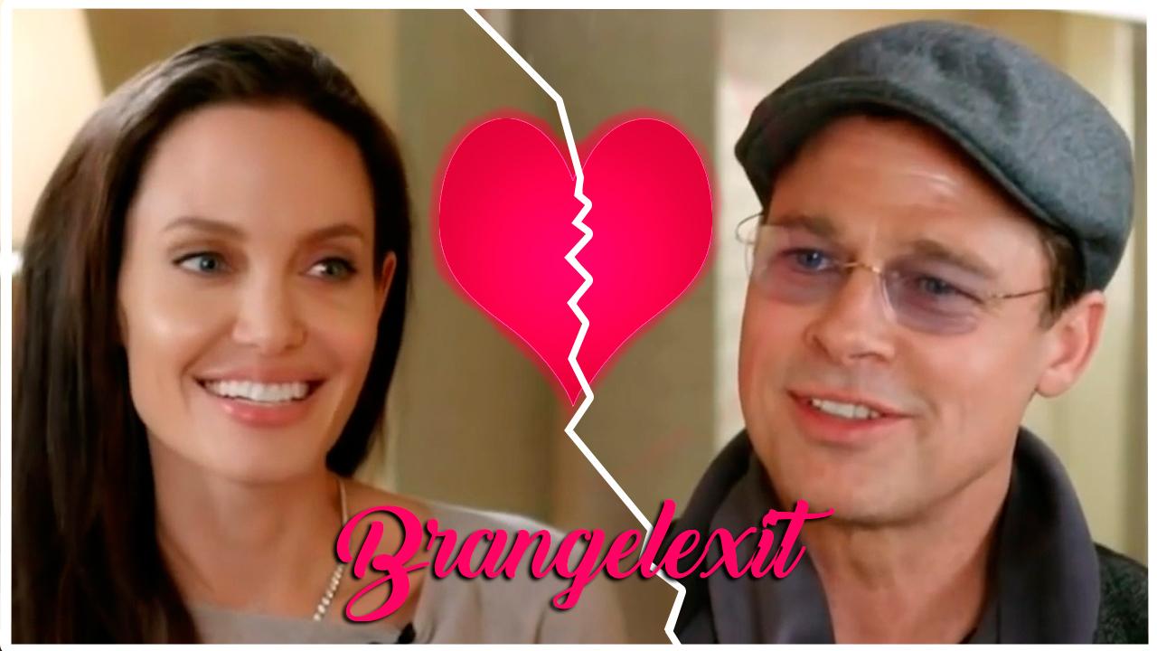 Temporada 1 Primera 'entrevista' de Brad y Angelina tras su separación | Korah