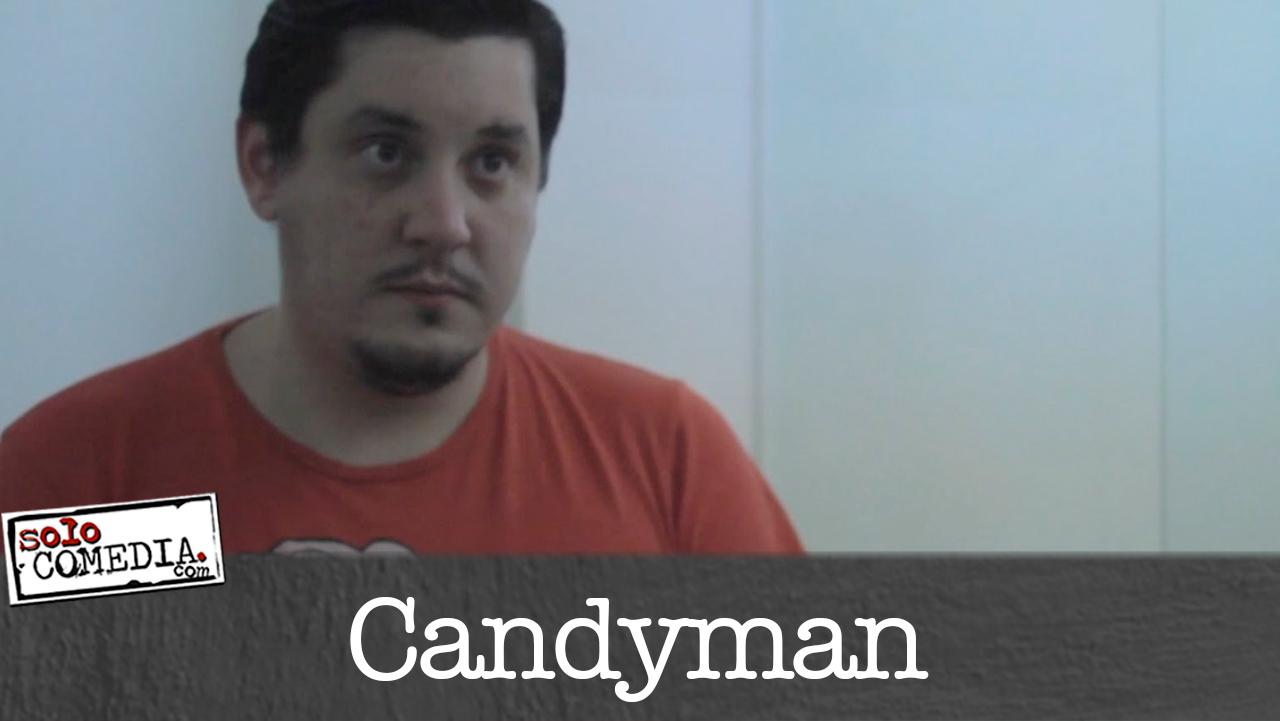 Temporada 1 Candyman