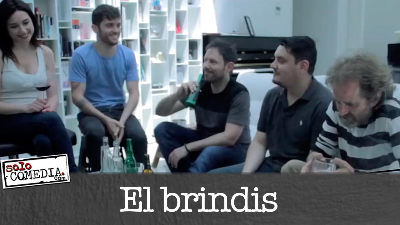 Temporada 1 El brindis