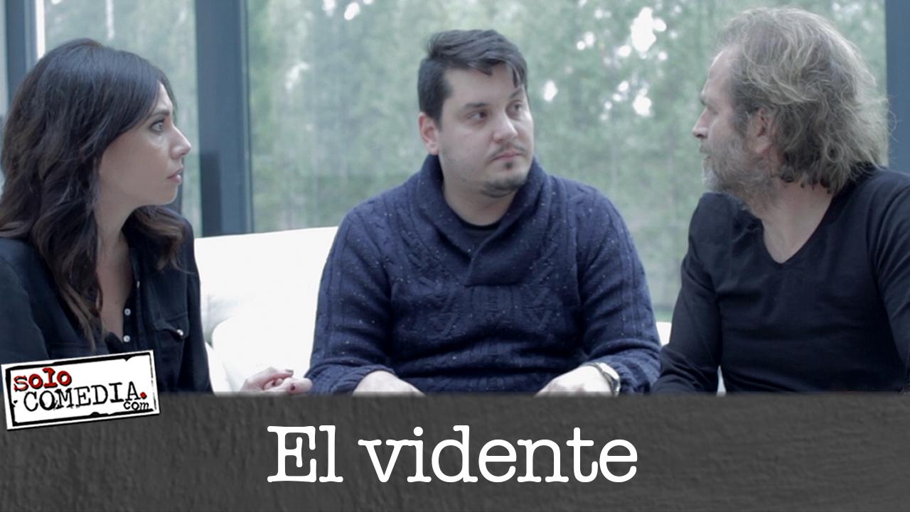 Temporada 1 El vidente