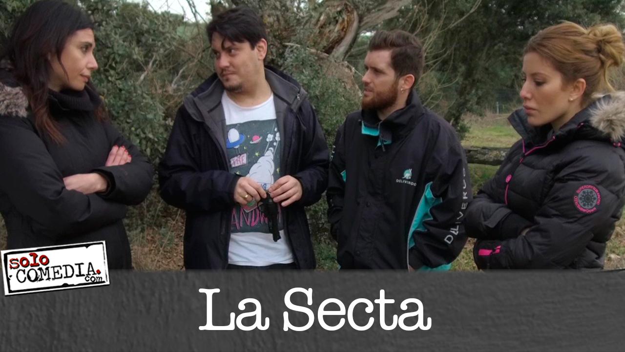 Temporada 1 La Secta