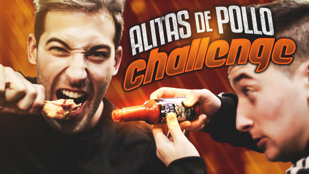 T1 Squad Alitas de pollo challenge
