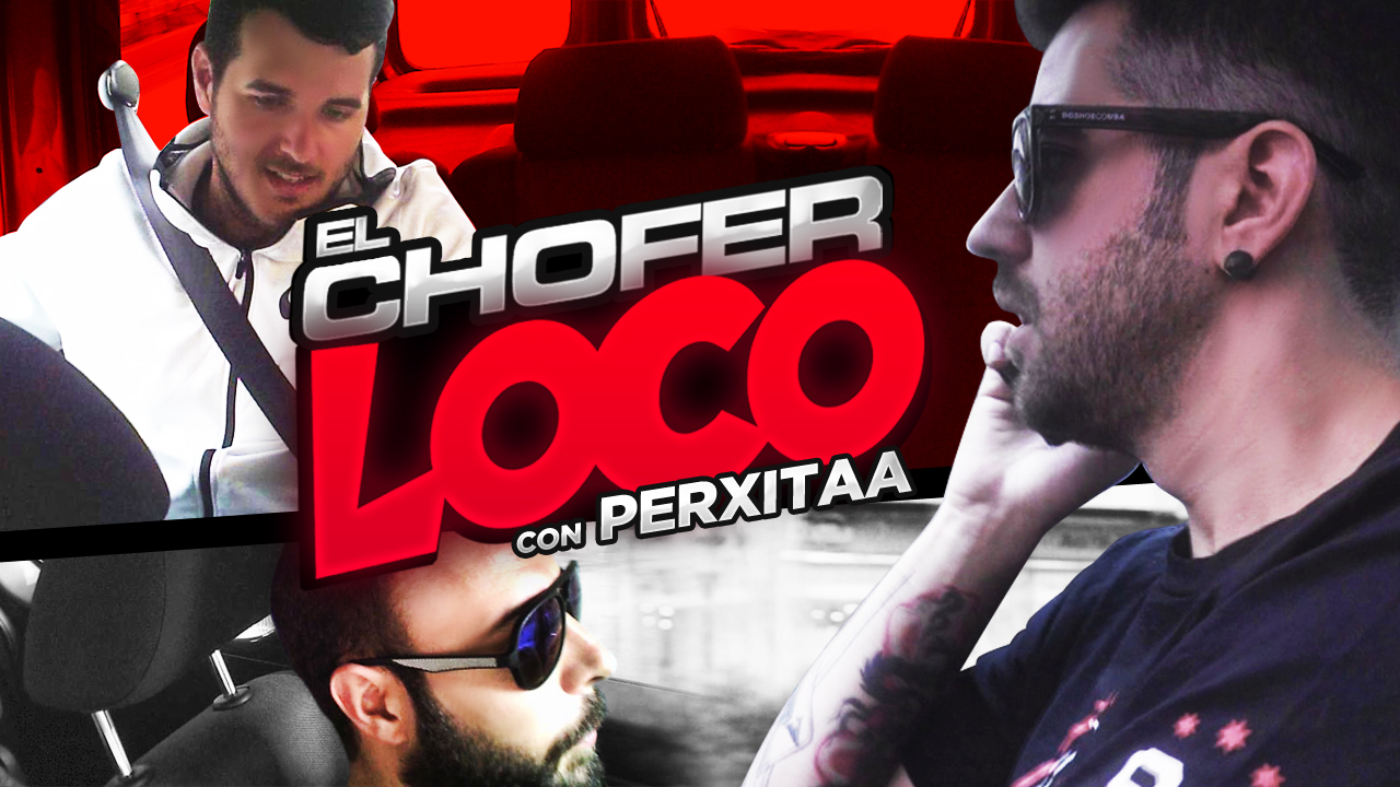 T1 Squad El chófer loco - Perxitaa
