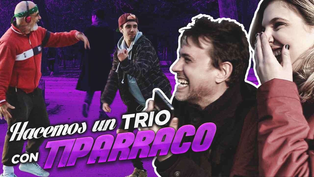 T1 Squad Hacemos un trío con Tiparraco