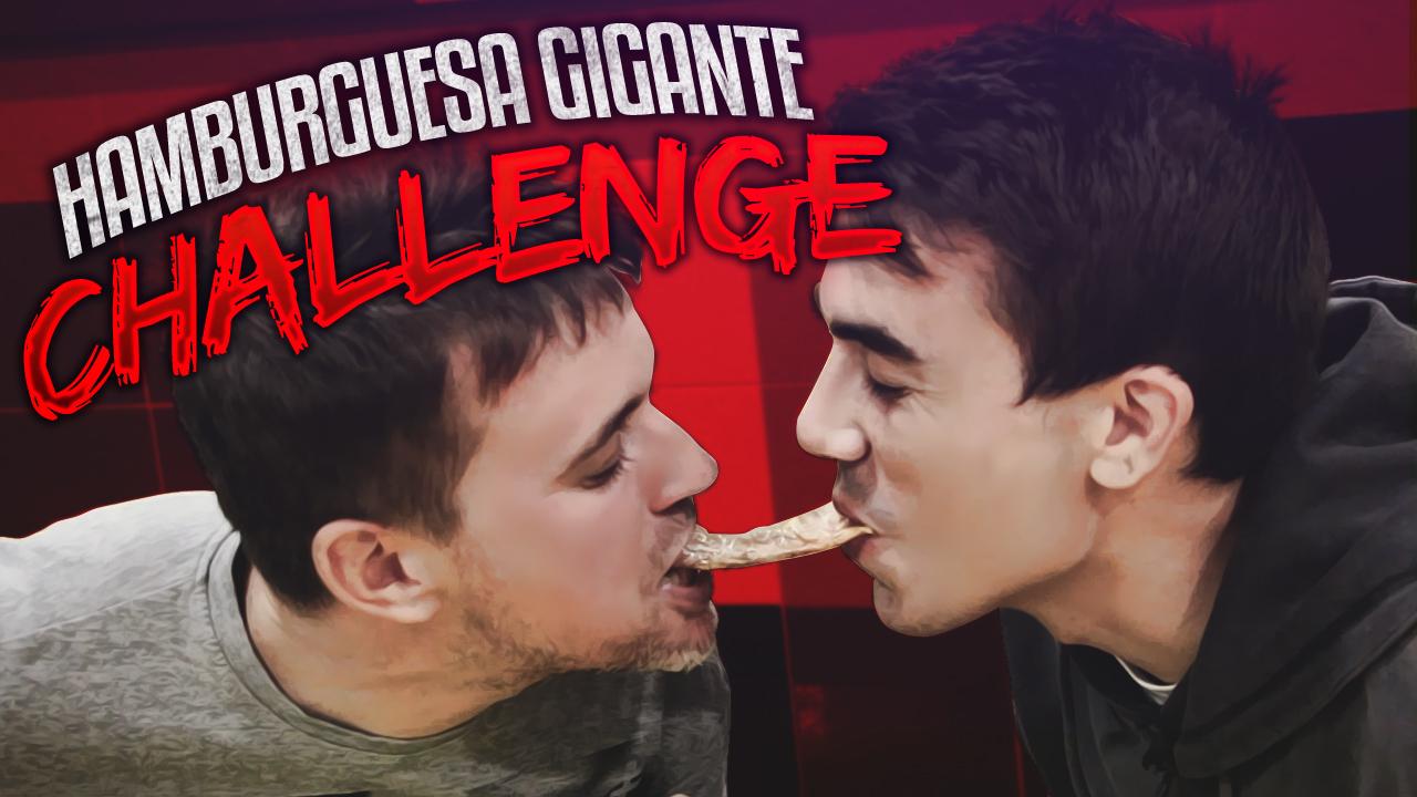 T1 Squad Hamburguesa gigante Challenge