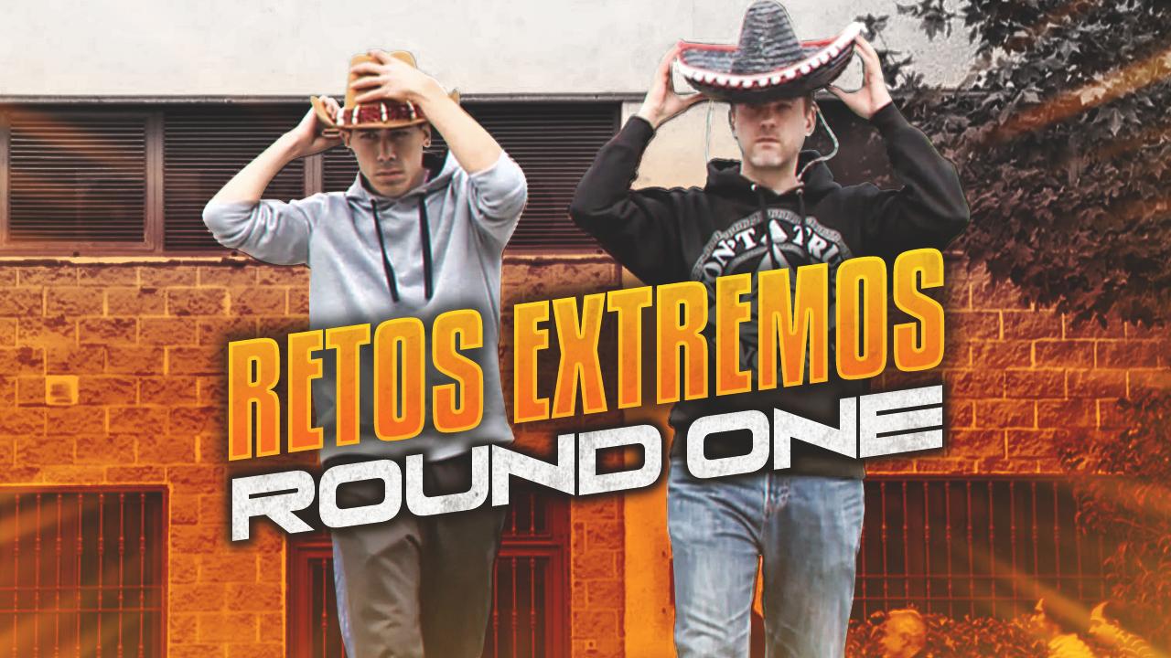 T1 Squad Retos extremos   Round one