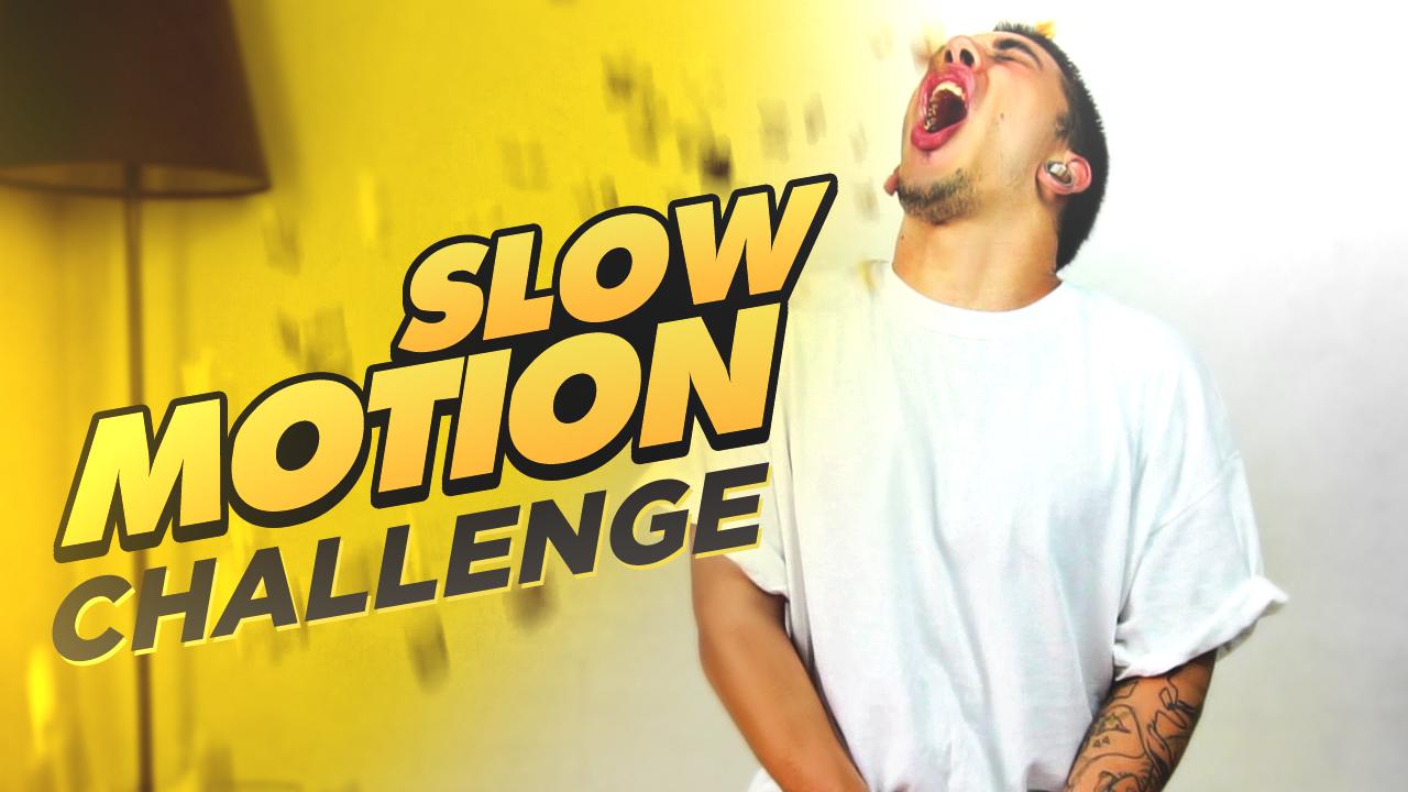 T1 Squad Slow motion challenge