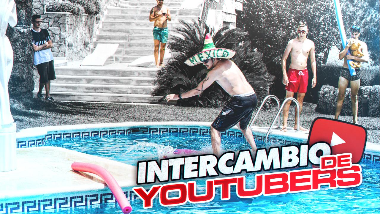 T2 Squad Summer mansion  Intercambio de Youtuber en la SQUAD Summer Mansion