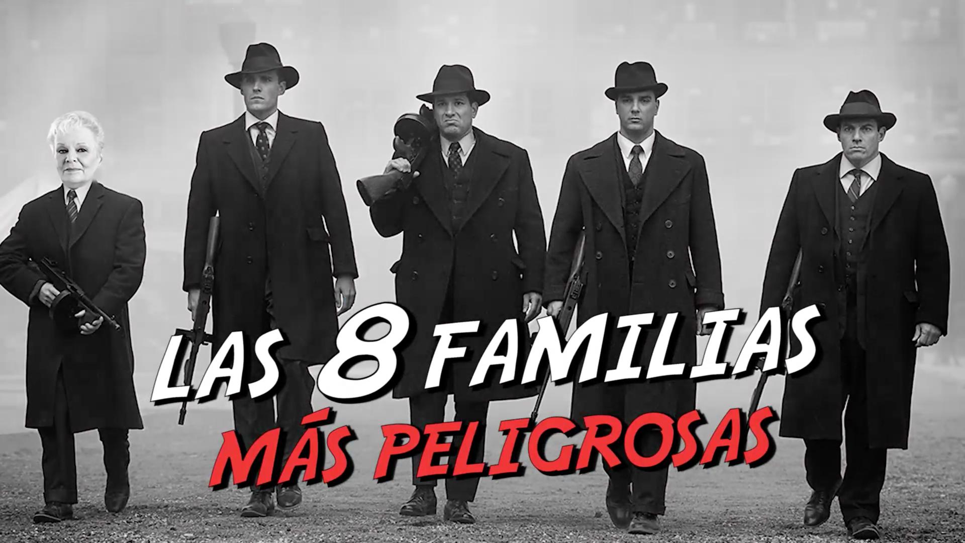 T5 Squad Las 8 familias MÁS PELIGROSAS del mundo