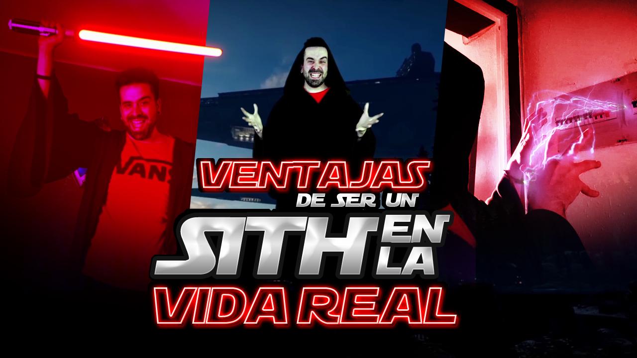 T5 Squad Ventajas de ser un SITH en LA VIDA REAL