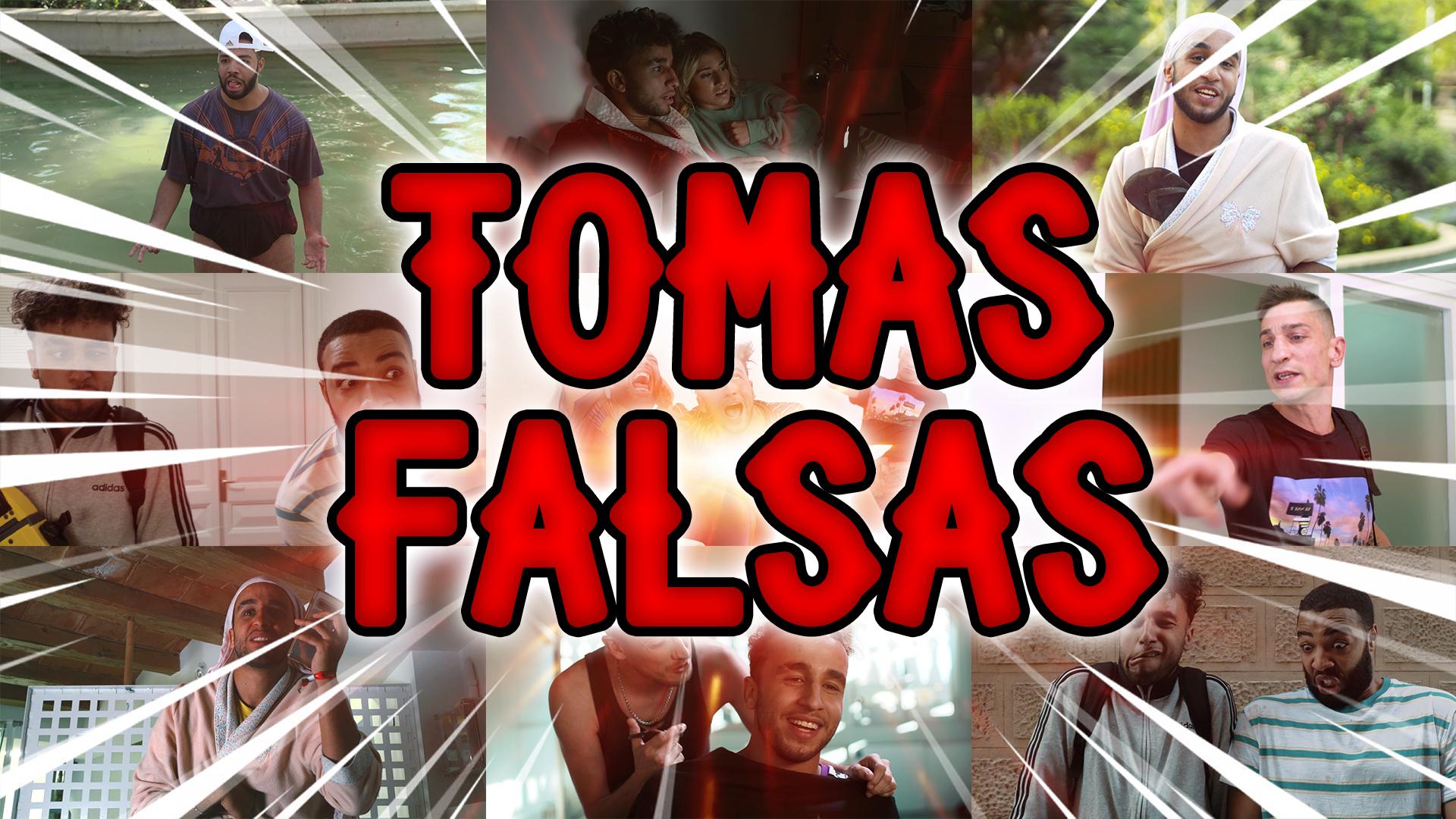 T6 Squad Especial Tomas Falsas | Hamza Zaidi