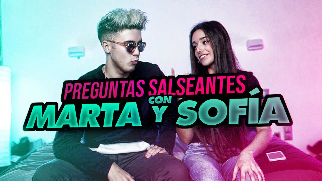 T6 Squad Las preguntas más salseantes con Marta Díaz y Sofía | Logan G