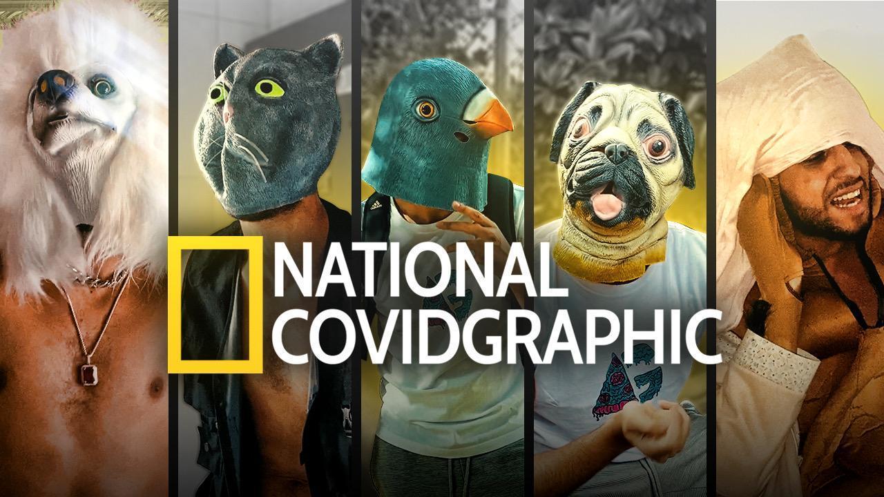 T6 Squad National covidgraphic: Conquista   Hamza Zaidi
