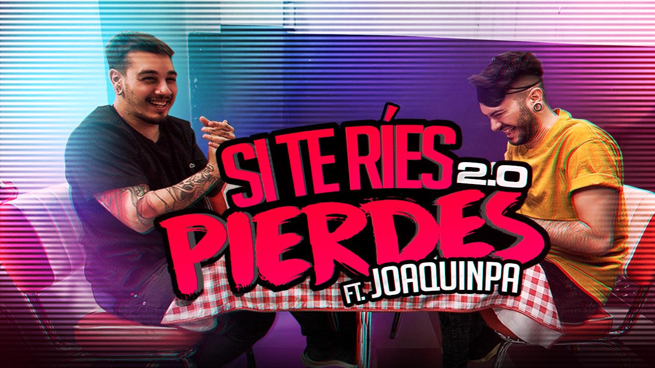 T6 Squad Si te ríes pierdes ft JoaquinPA   Wismichu