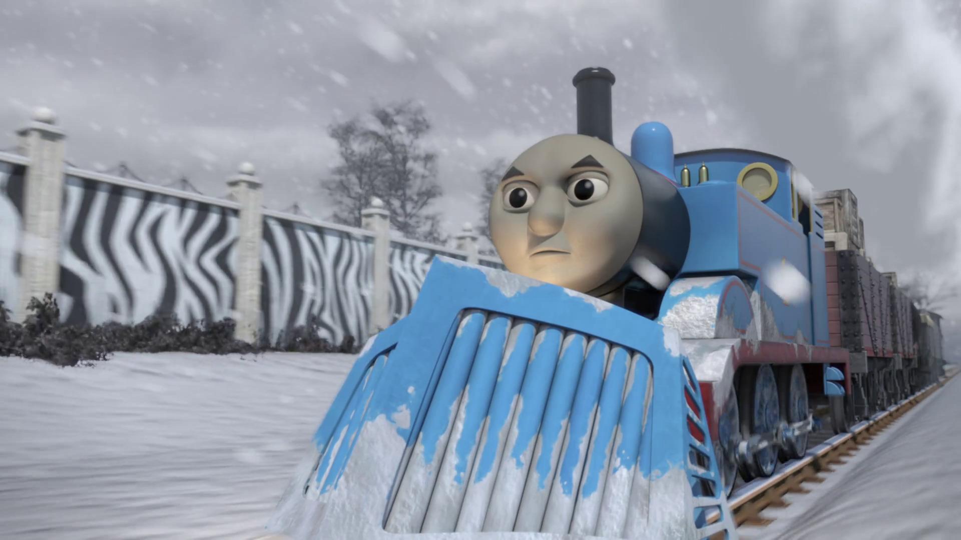 Temporada 22 Capítulo 12: El arca de Thomas