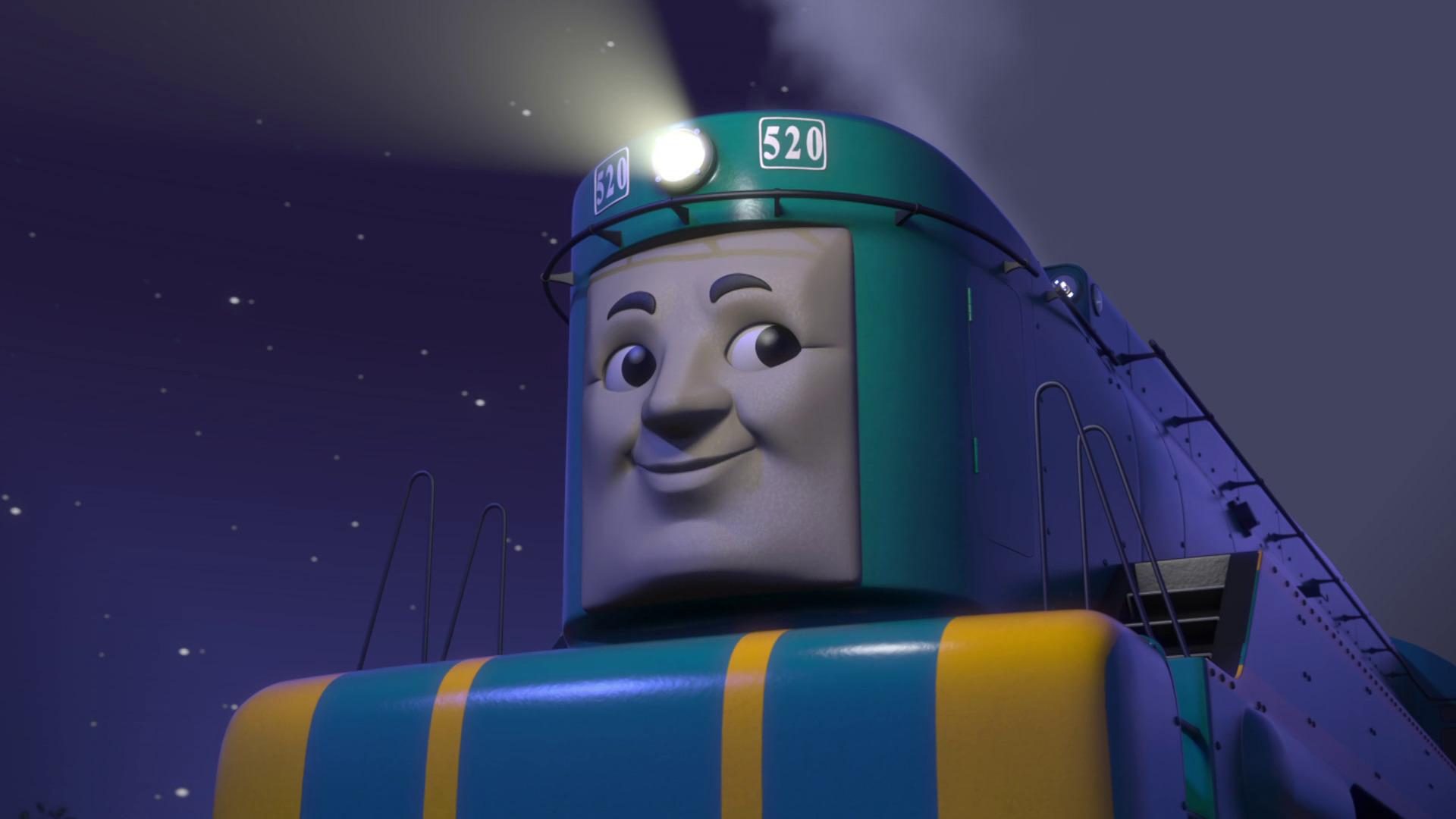 Temporada 22 Capítulo 15: Los cuentos de Thomas