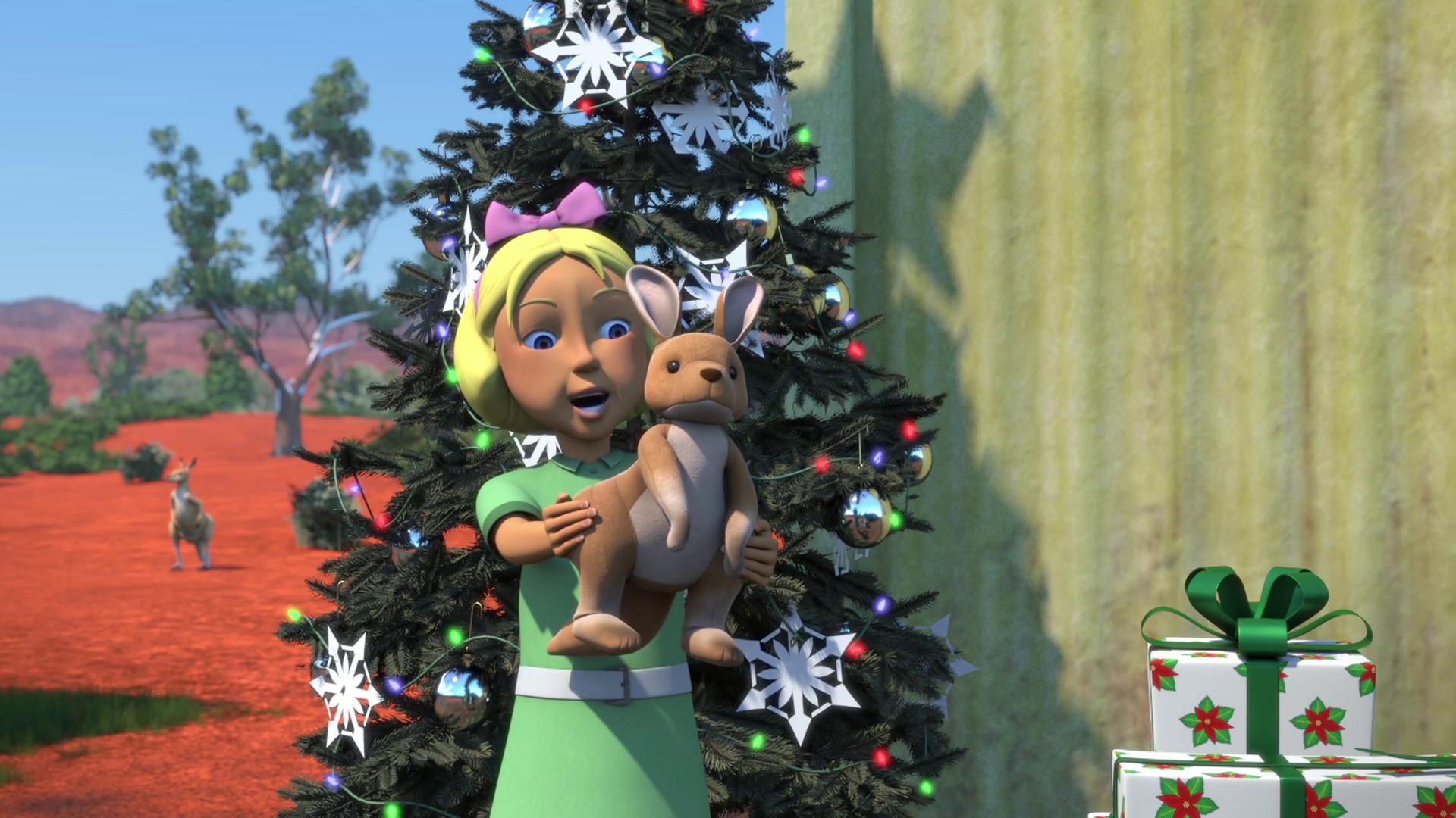 Temporada 22 Capítulo 19: Navidad de canguros