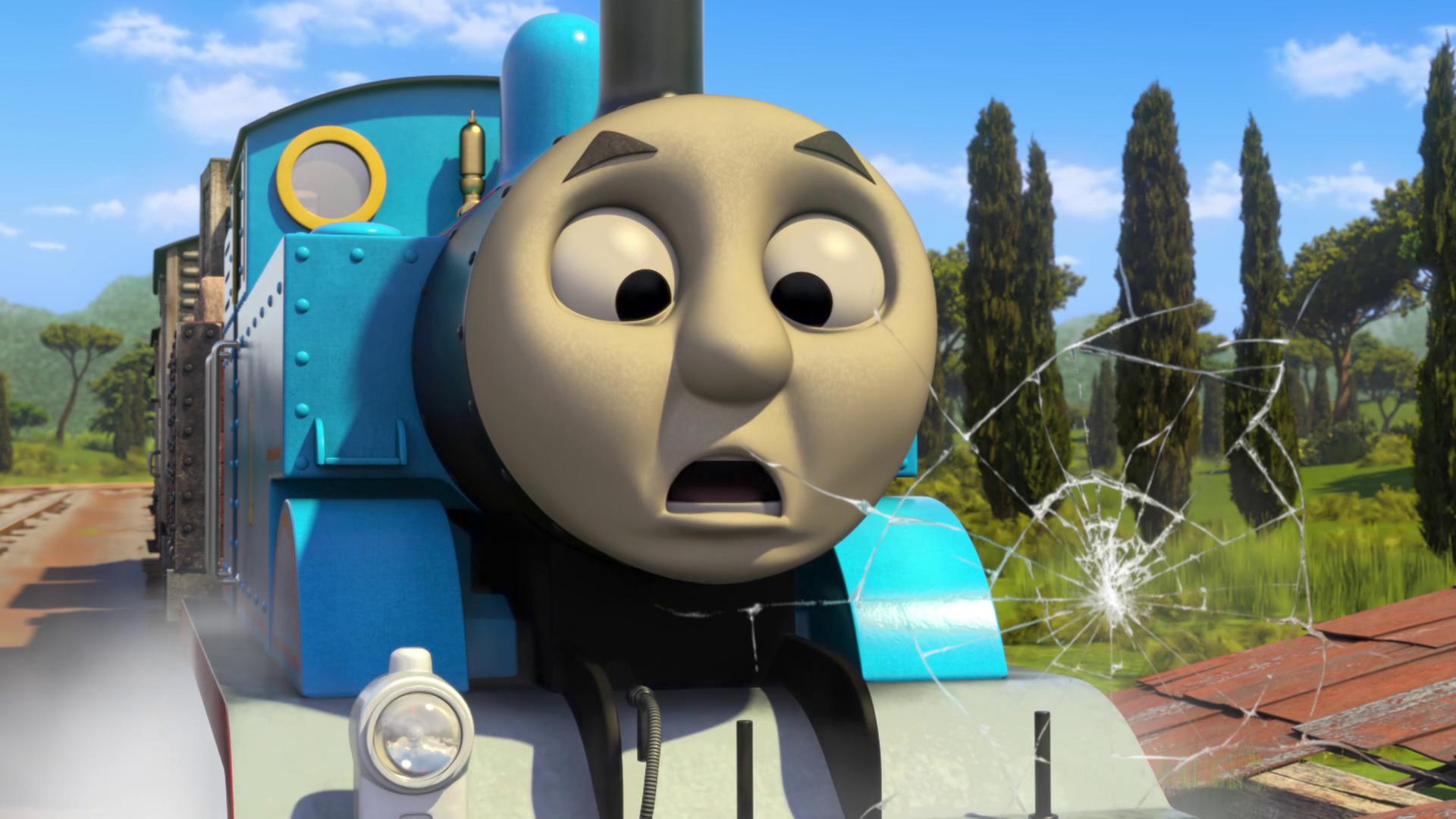 Temporada 23 T23 - C19: Más bajo Thomas