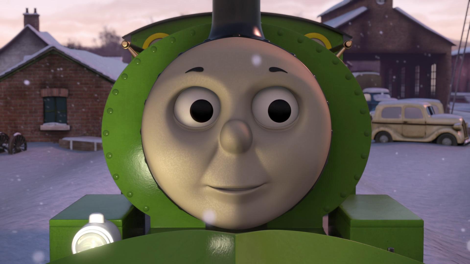 Temporada 23 T23 - C4: Percy entra en pánico