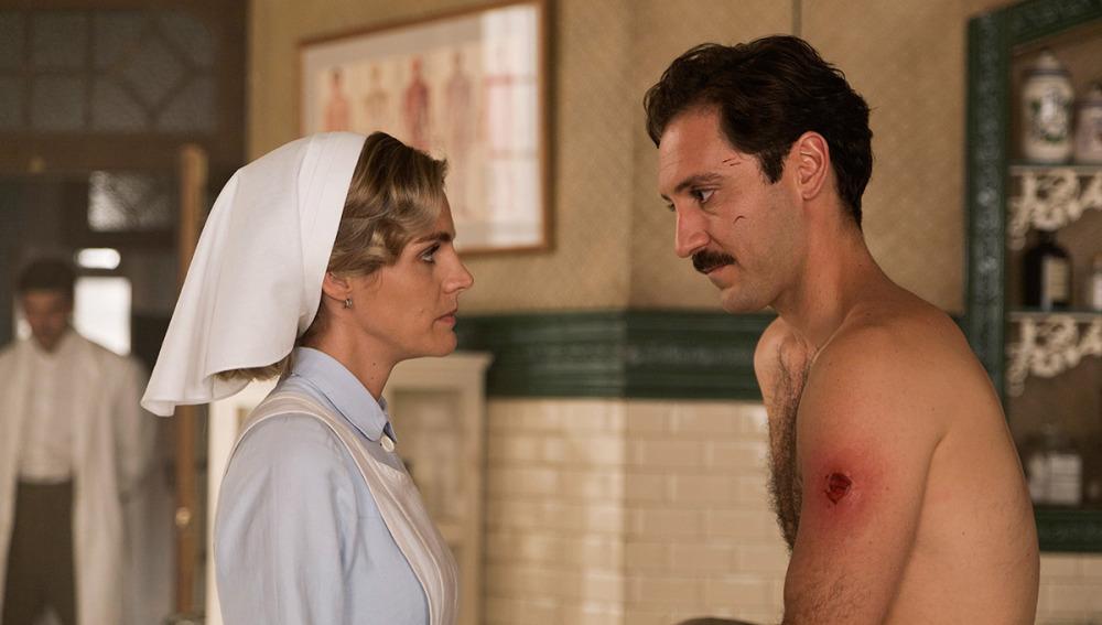 Temporada 1 Capítulo 6: La reina enfermera