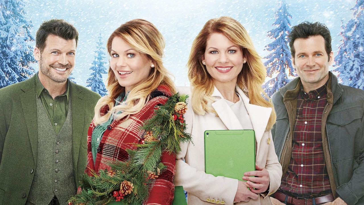 Películas Intercambio en Navidad