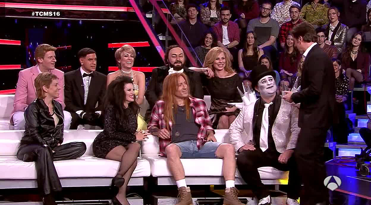 Temporada 4 Gala 16: Segunda semifinal