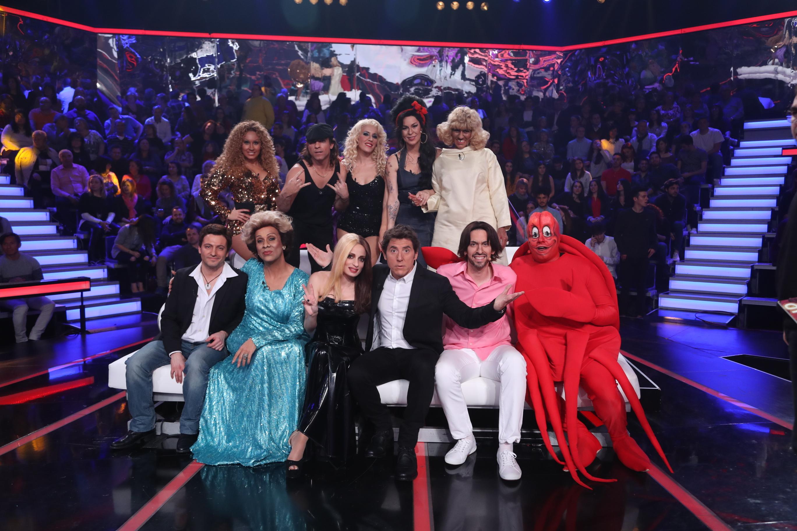 Temporada 1 Gala 1