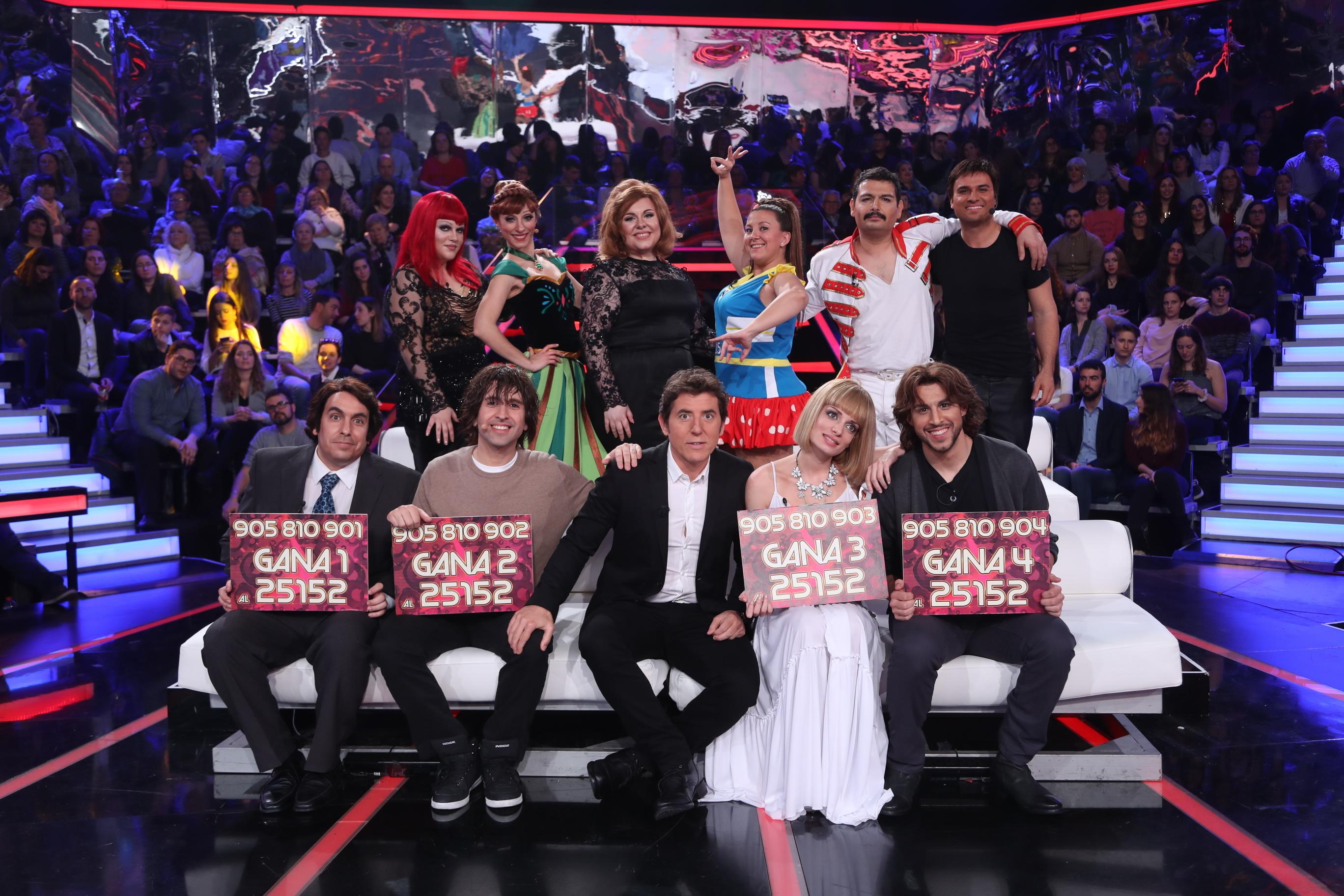 Temporada 1 Gala 3