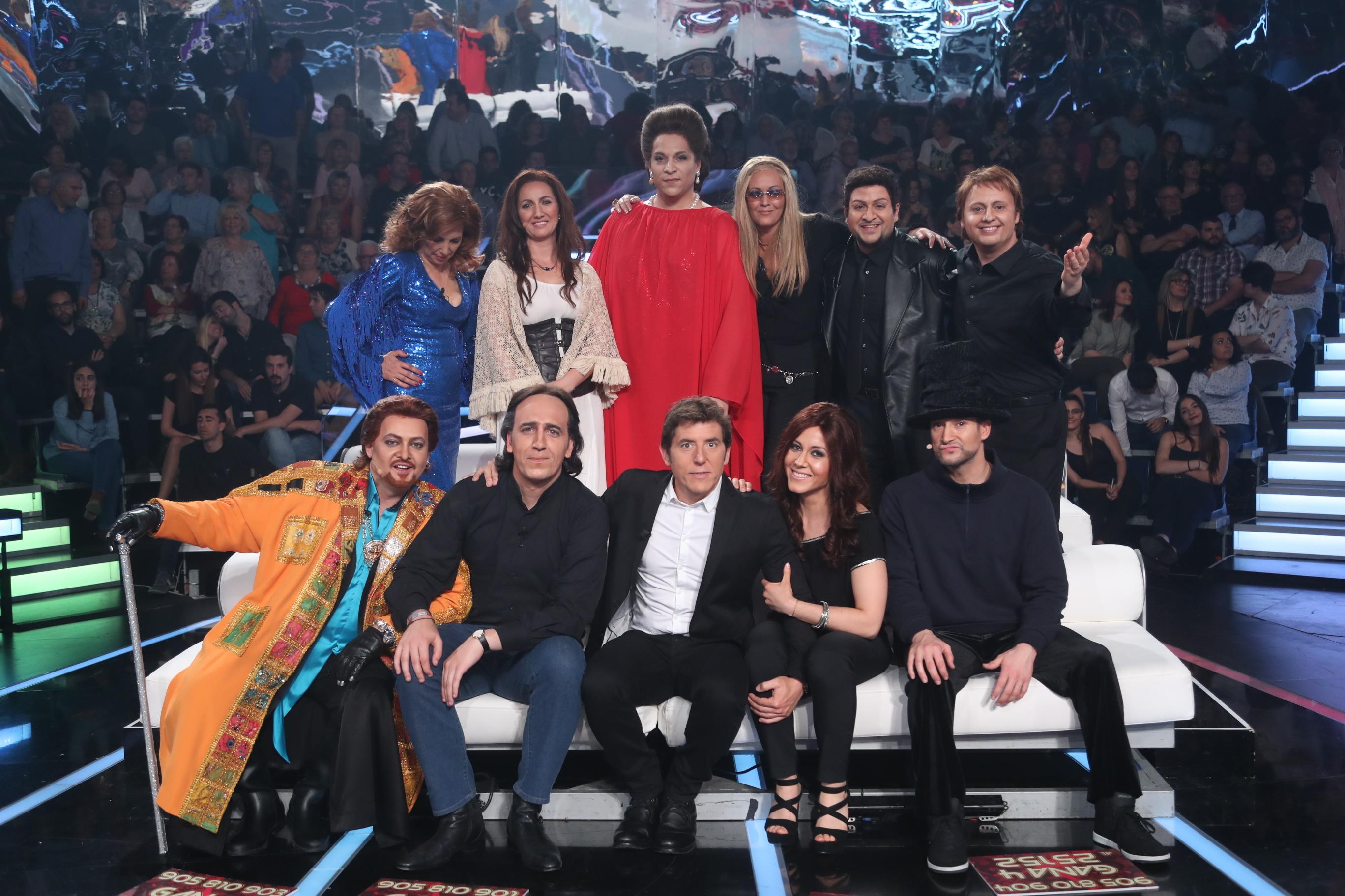 Temporada 1 Gala 9
