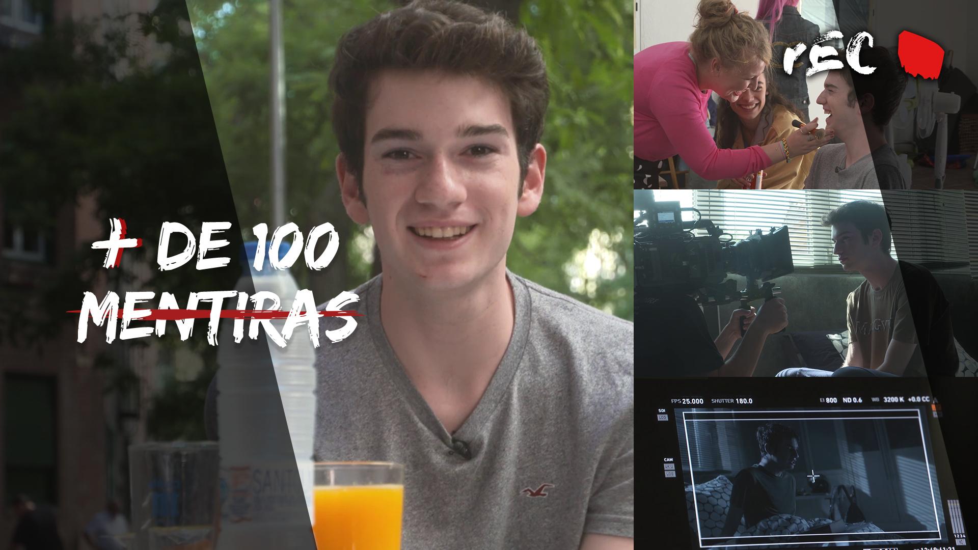 Temporada 1 Jorge Motos, Alan en  'Más de 100 mentiras'