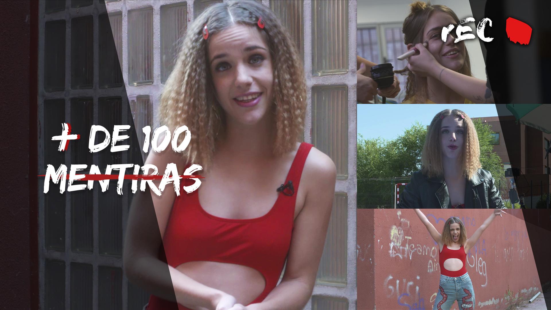 Temporada 1 Veki Velilla, Ángela en 'Más de 100 mentiras'