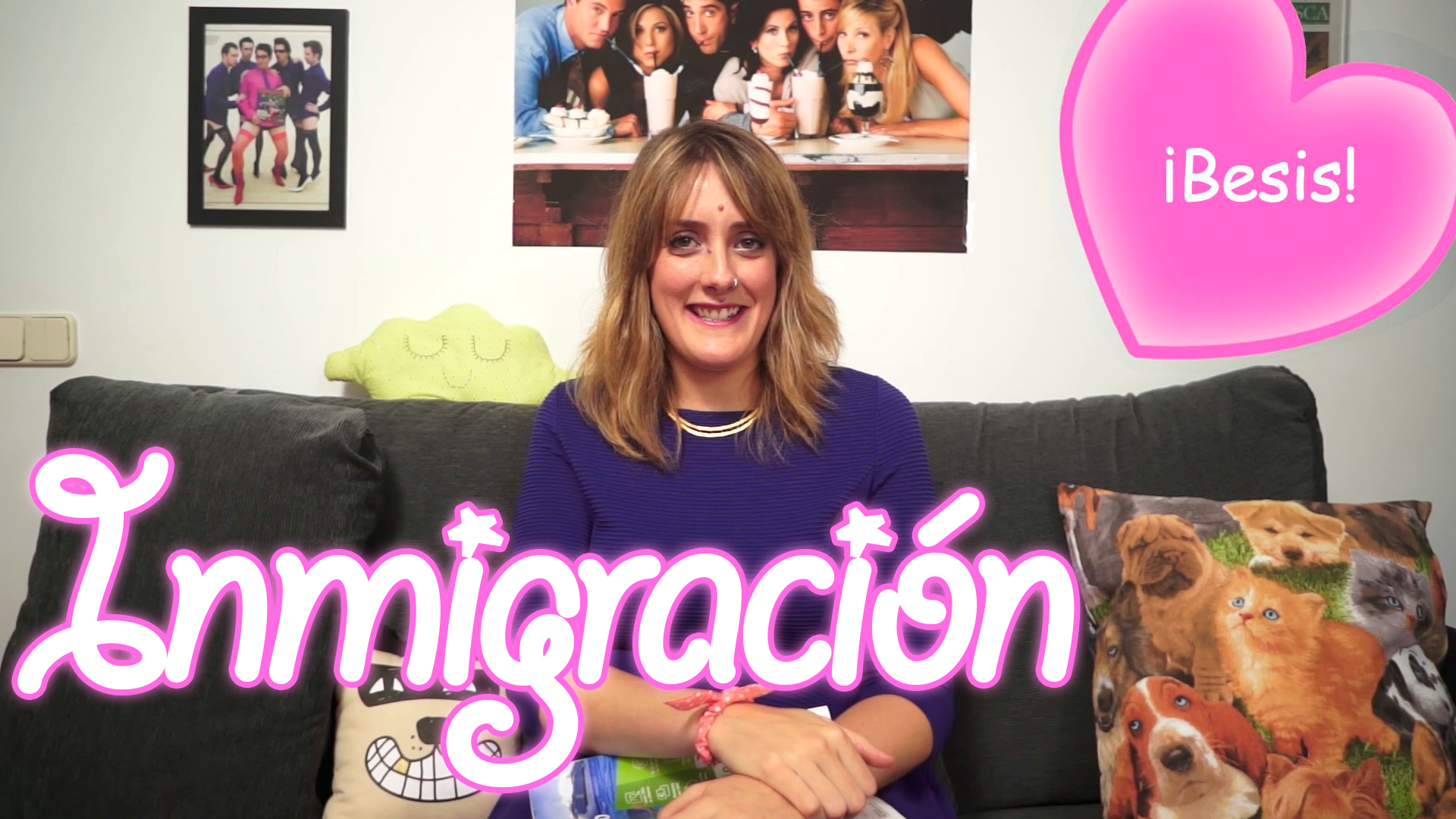 Temporada 1 Inmigración