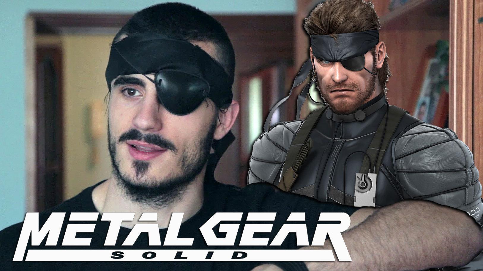 Temporada 1 Metal Gear Solid