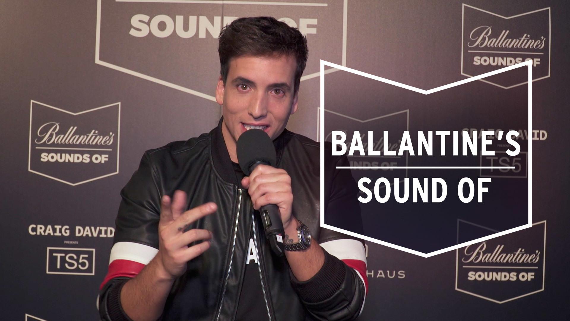 Temporada 1 ¿Qué espera Xuso Jones del Ballantine's Sound Of?