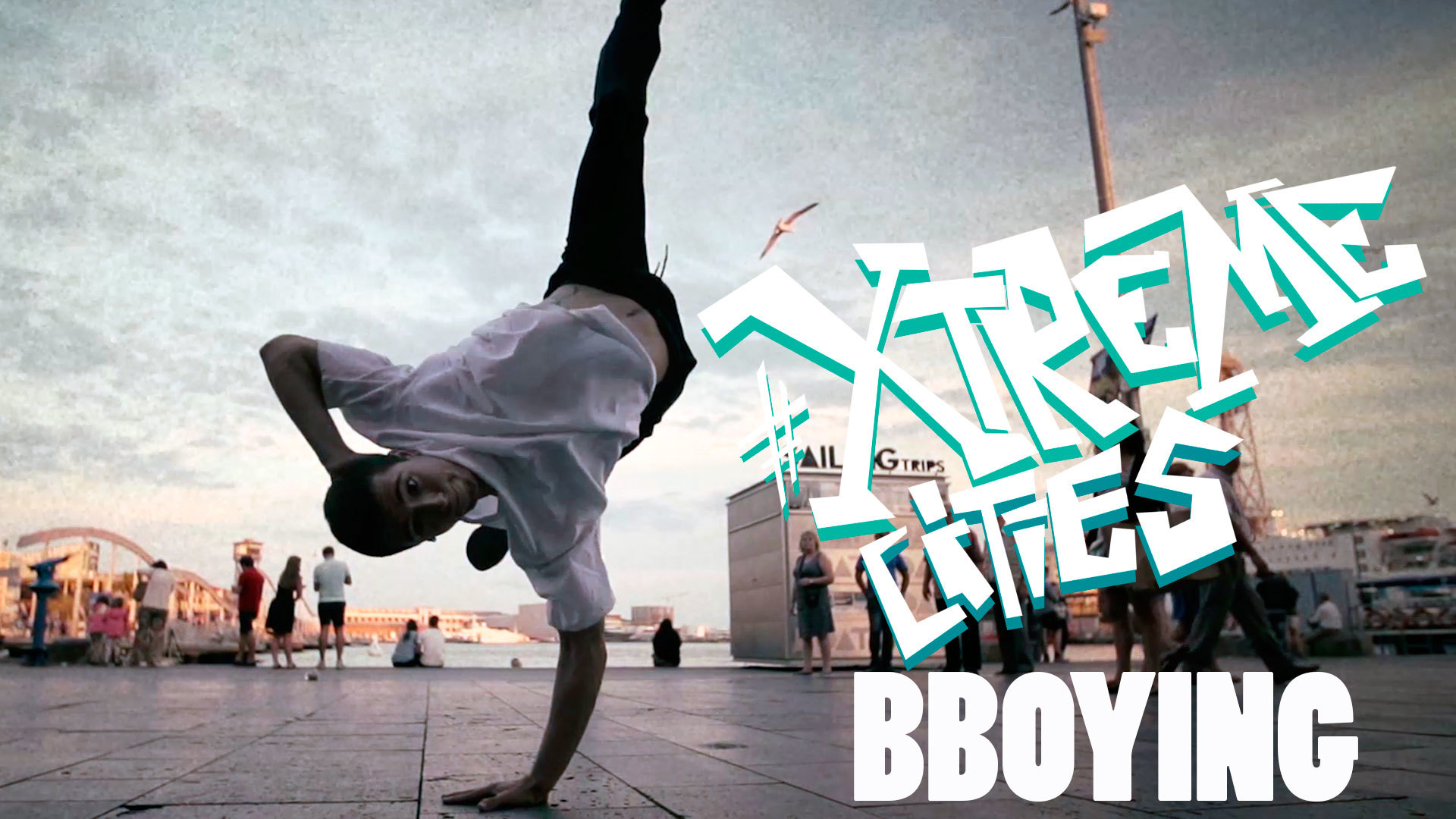 Temporada 1  Bboying en Barcelona