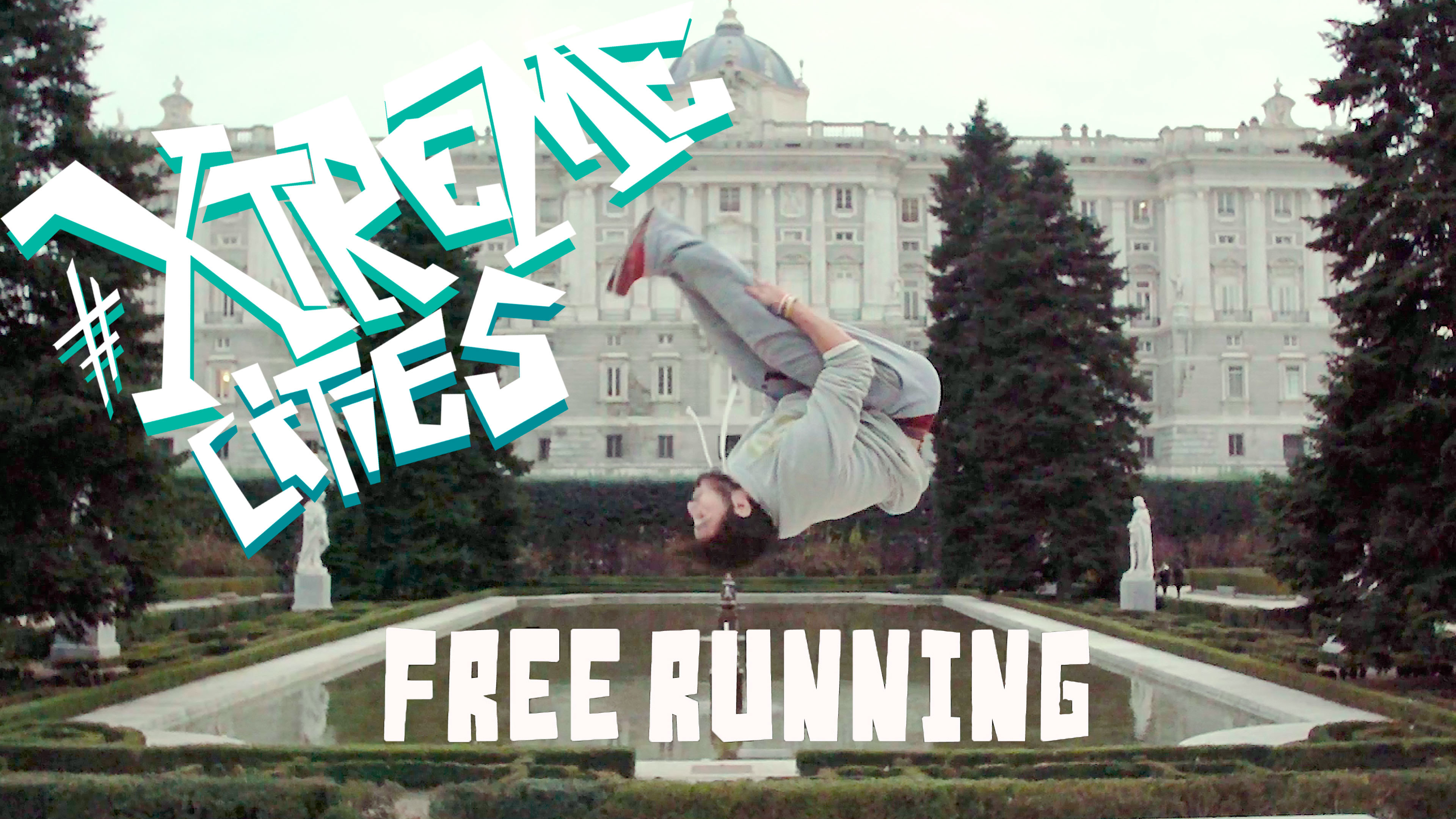 Temporada 1 Free Running en Madrid