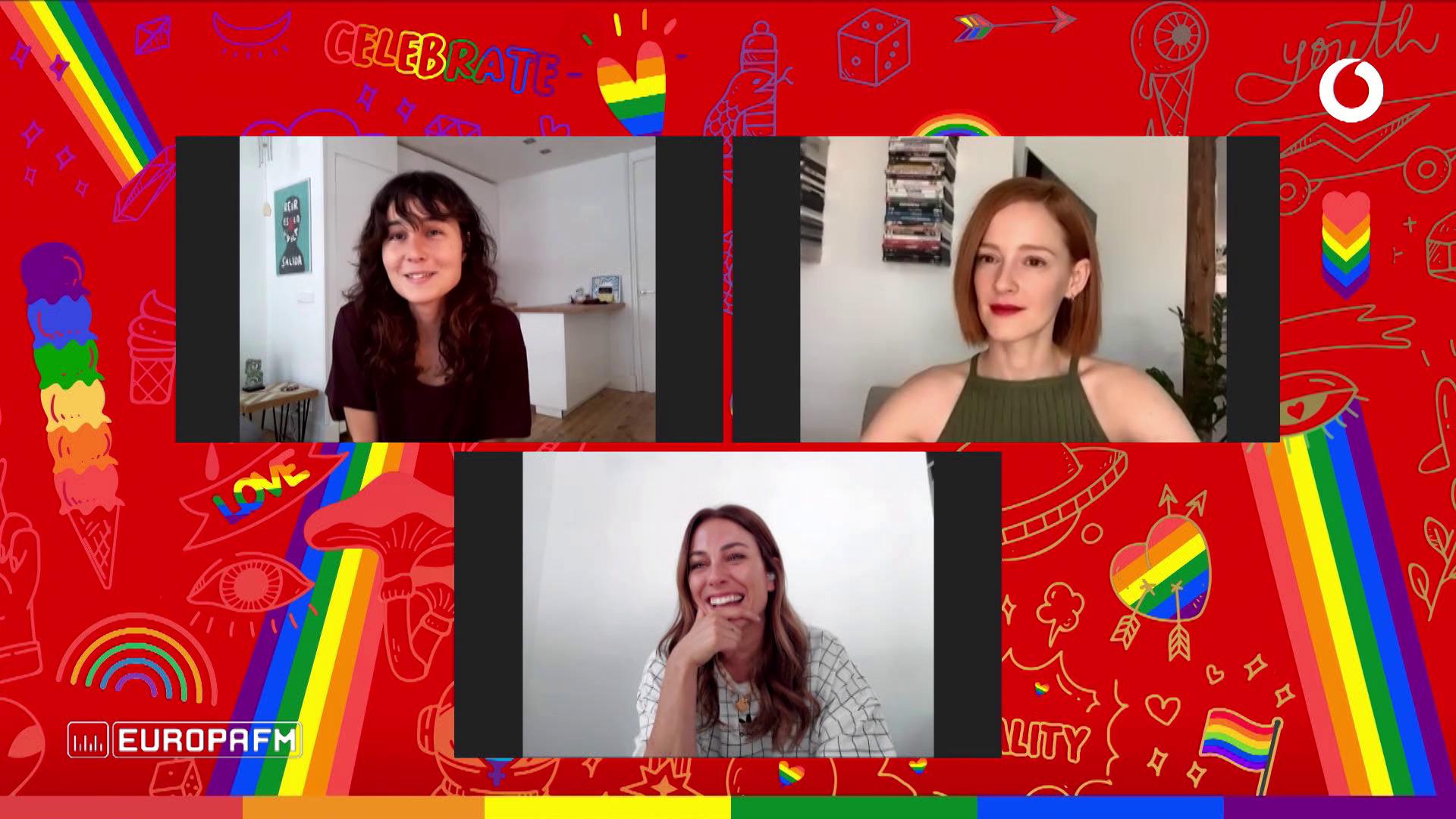 2019 (01-07-20) Blanca Suárez, Ana Polvorosa y Nadia de Santiago