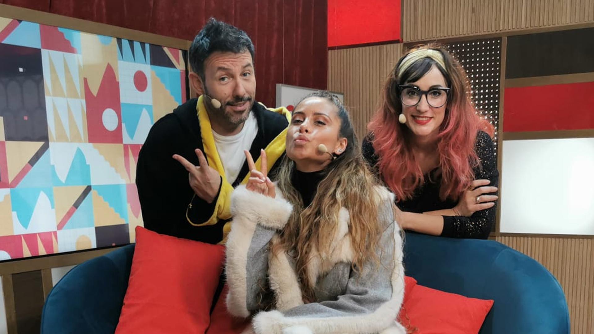 2019 (02-12-19) Cami, Arkano y Loulogio
