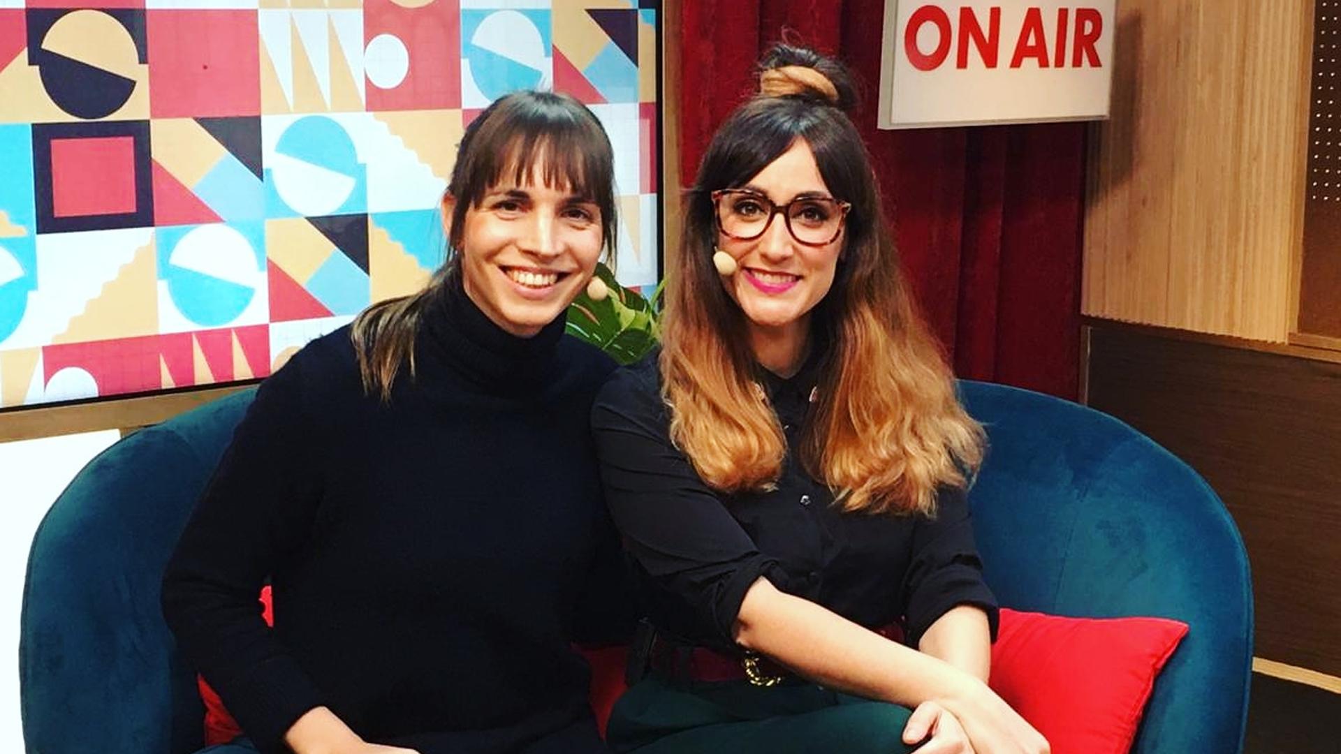 2019 (13-02-20) Alba Palacios y Rubencio Humor