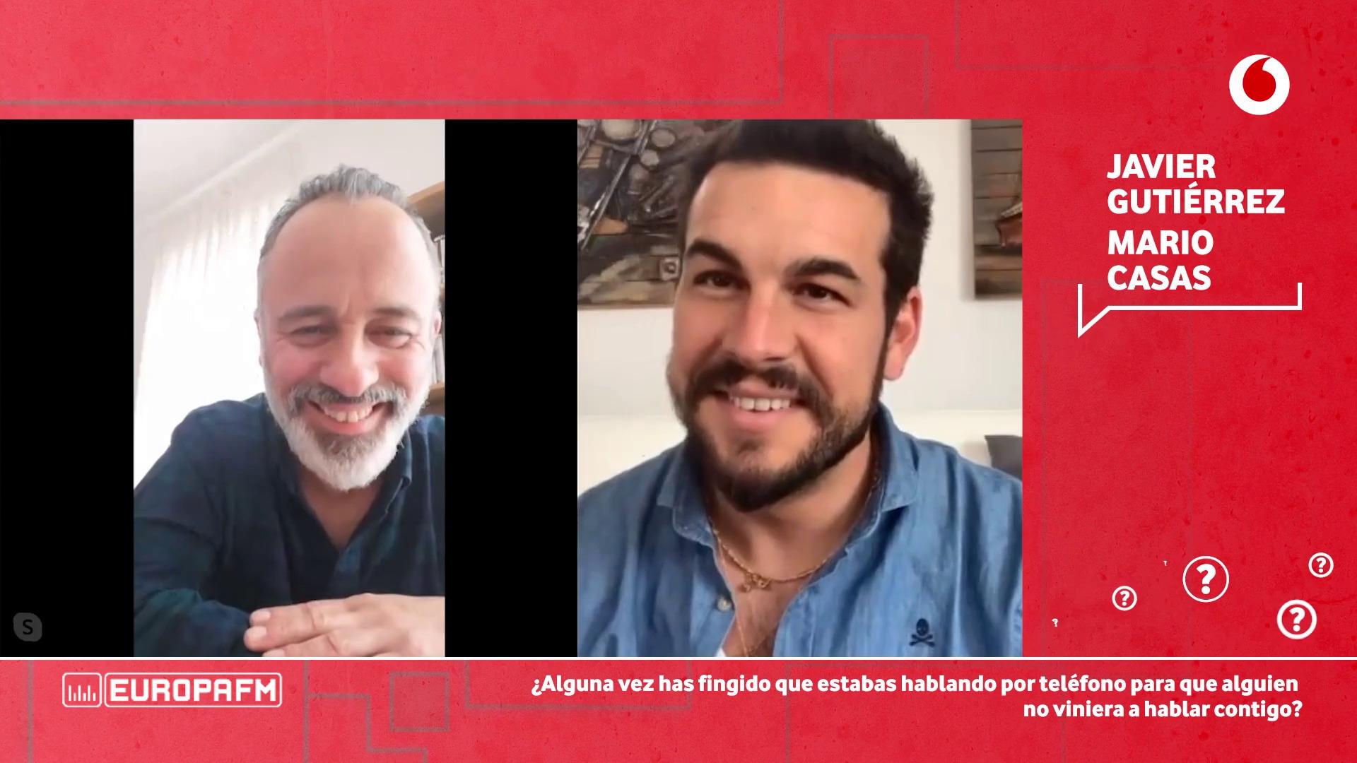 2019 (24-03-20) Mario Casas y Javier Gutiérrez