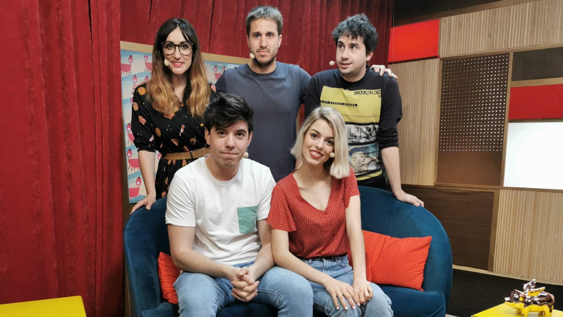 2019 (27-02-20) Nerea Rodríguez y Lucía Oltra