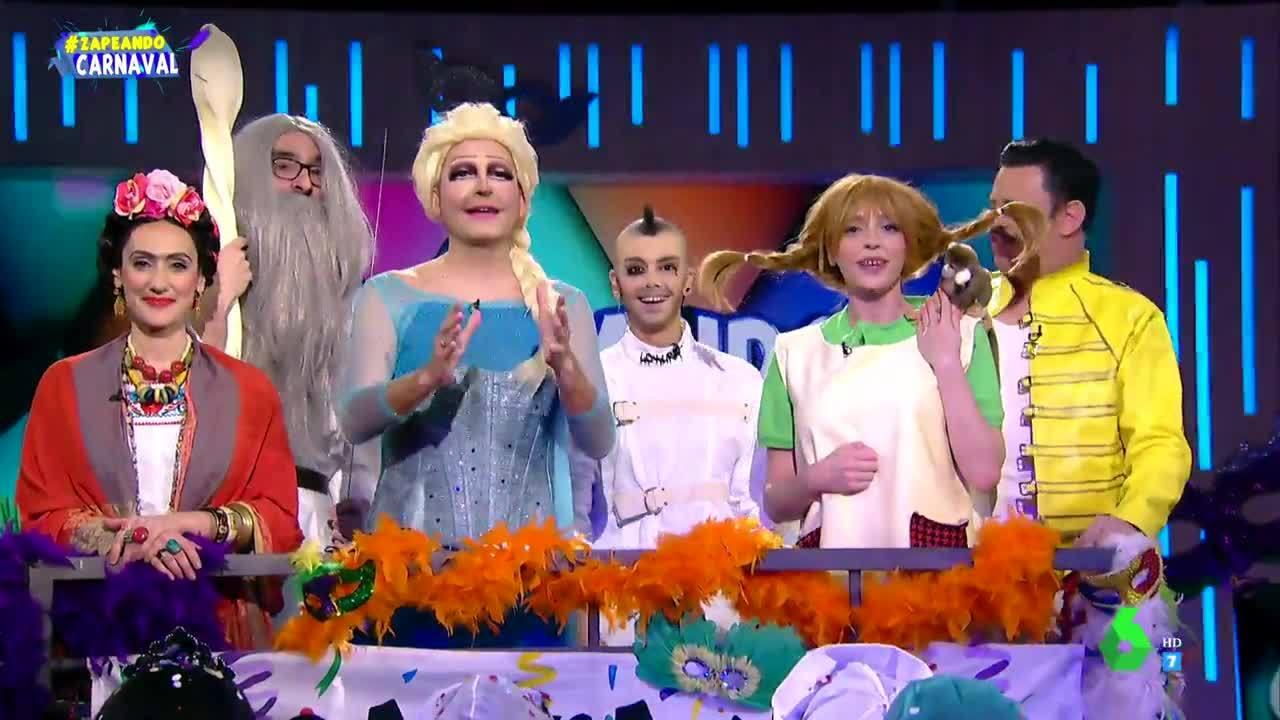 Temporada 1 (01-03-19) Especial Carnaval